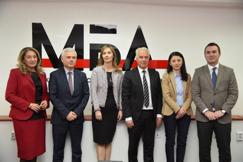 Memorandum of Understanding between the NBRM and the MBA in the area